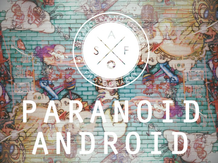 Paranoid Android – Magic Scotch